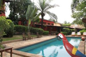 Hotel Napoleon Lagune, Hotely  Lomé - big - 101