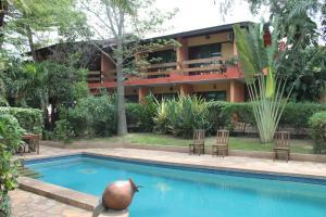 Hotel Napoleon Lagune, Hotels  Lomé - big - 91