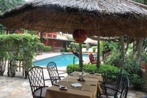 Hotel Napoleon Lagune, Hotely  Lomé - big - 95