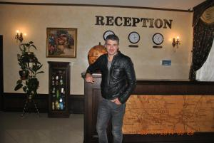 Globus Hotel, Hotels  Ternopil' - big - 85