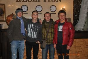 Globus Hotel, Hotely  Ternopil - big - 121