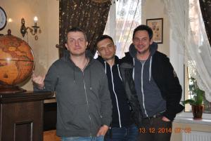 Globus Hotel, Hotely  Ternopil - big - 129