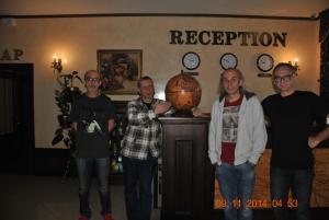 Globus Hotel, Hotels  Ternopil' - big - 80