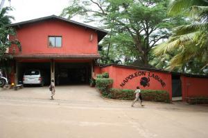 Hotel Napoleon Lagune, Hotely  Lomé - big - 84