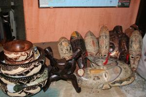 Hotel Napoleon Lagune, Hotely  Lomé - big - 74