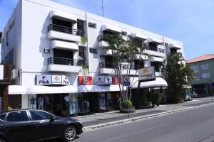 Canasbeach Hotel, Hotely  Florianópolis - big - 1