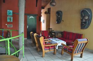Hotel Napoleon Lagune, Hotely  Lomé - big - 81