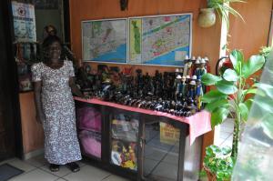 Hotel Napoleon Lagune, Hotely  Lomé - big - 79