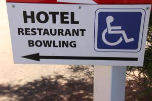 Hotel du Bowling de Millau, Hotel  Millau - big - 13