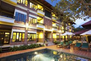 Motive Cottage Resort - Ban Bang Nieo Dam