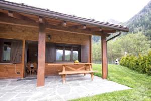Margherita Camping & Resort - Hotel - Gressoney-Saint-Jean