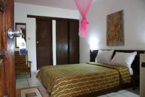 Hotel Napoleon Lagune, Hotels  Lomé - big - 19