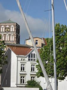 Pension Zur Fährbrücke, Hotel  Stralsund - big - 143