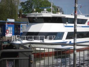 Pension Zur Fährbrücke, Hotel  Stralsund - big - 52