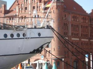 Pension Zur Fährbrücke, Hotels  Stralsund - big - 80