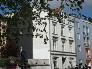 Pension Zur Fährbrücke, Hotel  Stralsund - big - 87