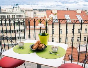 Апартаменты Prague Center Apartments & Hostel, Прага
