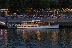 Hotelschiff Nedeva Bremen - BRE
