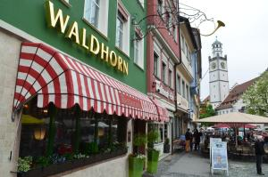 Hotel Waldhorn - Baindt