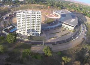 President Hotel at Umodzi Park..