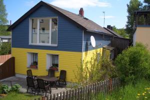 Ferienhaus Röslau - Bad Alexandersbad