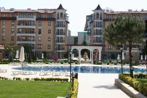 Sunny Beach Rent Apartments - Royal Sun, Ferienwohnungen  Sonnenstrand - big - 8