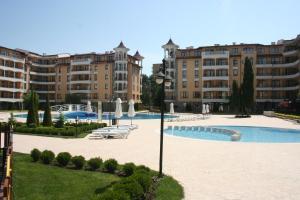 Sunny Beach Rent Apartments - Royal Sun, Ferienwohnungen  Sonnenstrand - big - 9