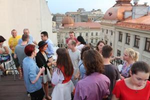 Pura Vida Sky Bar & Hostel, Ostelli  Bucarest - big - 40