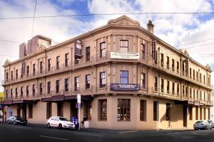 Hostels e Albergues - Cambridge Hotel