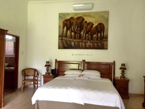 Villa Bugis Kalibaru, Pensionen  Kalibaru - big - 55