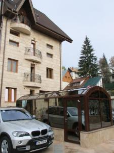 Hotel Arca lui Noe, Hotel  Sinaia - big - 81