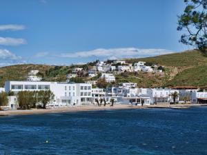 Silver Beach, Hotels  Grikos - big - 37