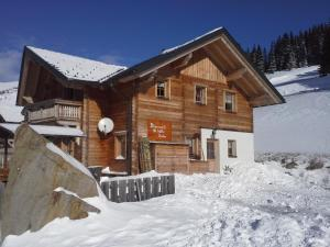 Almrauschhütte Markus - Pusterwald