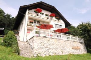 Villa Seeblick, Апартаменты  Мильстат - big - 1