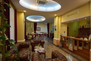 Hotel Vila Ružica - depandanse, Отели  Цриквеница - big - 30