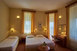 Hotel Vila Ružica - depandanse, Отели  Цриквеница - big - 24