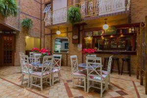 Flat Hotel Palazzo Reale, Aparthotels  Campos do Jordão - big - 39