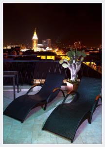 Batumi Mgzavrebi Hotel, Hotely  Batumi - big - 9