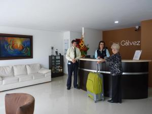 Hotel Casa Galvez, Szállodák  Manizales - big - 71