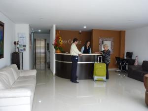 Hotel Casa Galvez, Szállodák  Manizales - big - 75