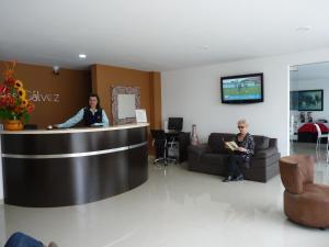 Hotel Casa Galvez, Szállodák  Manizales - big - 76