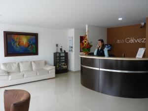 Hotel Casa Galvez, Szállodák  Manizales - big - 77