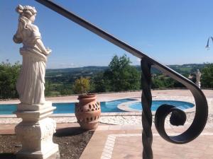 I Gigli del Belvedere, Ferienwohnungen  Montefiascone - big - 65