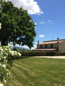 Agriturismo Il Pallocco, Farm stays  Montecastrilli - big - 57