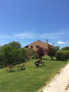 Agriturismo Il Pallocco, Farm stays  Montecastrilli - big - 52
