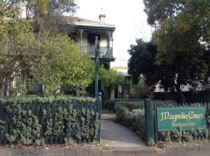 Magnolia Court Boutique Hotel, Hotels - Melbourne
