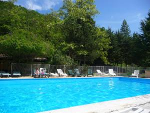 Accommodation in Saint-Maurice-d'Ibie