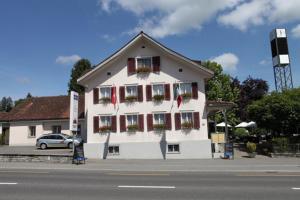 Hotel Ristorante Schlössli, Люцерн