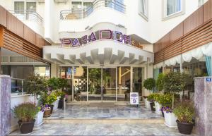 Parador Suite Hotel - Alanya