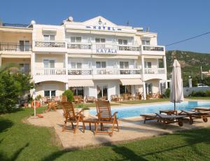 Hostels e Albergues - Kavala Beach